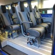 Personentransport Systemboden